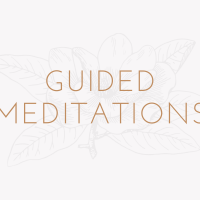 Guided Mediations